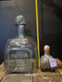 15 Liter Patron Tequila Bottle Largest Ever Made Limited Edition withOrig Box RARE