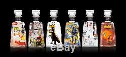 1800 Tequila Artist Jean-Michel Basquiat Quality Meats For Public Bottle Empty