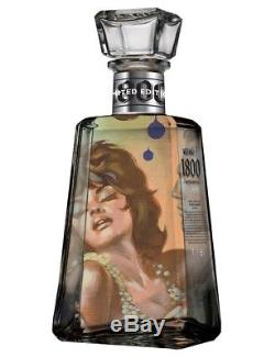 1800 Tequila Essential Artist Series 1 9 BOTTLE SET LIMITED EDITION