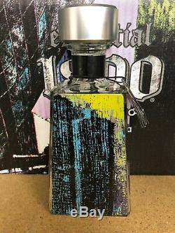 1800 Tequila Essential Artist Series Enoc Perez 6 BOTTLE SET Chicago London