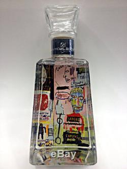 1800 Tequila Essential Artist Series Jean-Michel Basquiat 6 BOTTLE SET Warhol