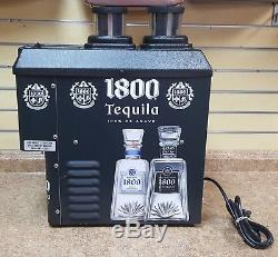 1800 Tequila Slim Shot-1 Beverage Shot Chiller Dispenser Local P/U Only