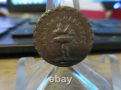 1857 Mexico / Lazaro J. Gallardo / Hacienda Camichines Tequila Token Copper 20mm