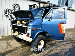 1976 Chevrolet G 10 4X4 Tequila Van