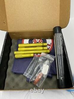 1/1 Tequila Sunrise F5 Twister Autococker Marker Boston Paintball RARE