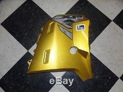 2009 Polaris Sportsman 850 Xp Stock Oem Tequila Gold Right Side Panel Cover