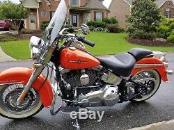 2012 Harley-Davidson Softail