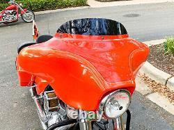 2012 Harley-Davidson Touring Street Glide FLHX Tequila Sunrise 12,131 Miles