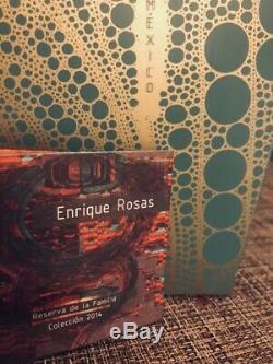2014 Tequila Jose Cuervo Enrique Rosas Reserva de la Familia 2.5 Mexico Release