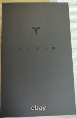 2021 NEW Tesla Tequila decanter Tesla Official Cooperation Elon Musk space x