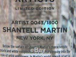 6 Enoc Perez & 6 Shantell Martin Essential 1800 Tequila Sets #42-43/1800 Bottles