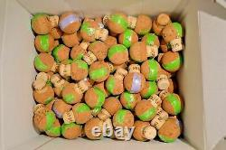 700 (Patron Tequila Assorted Size Corks) Recycled Used Corks Great for Crafting