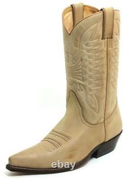 94 Cowboystiefel Westernstiefel Texas Catalan Style Stickereien Tequila Boots 46