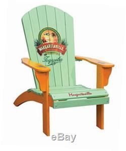 Adirondack chair, tequila