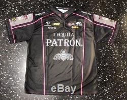Alexis Dejoria Tequila Patron Crew Shirt Bundle