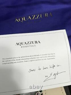 Aquazzura Tequila sandal flat Size-36.5