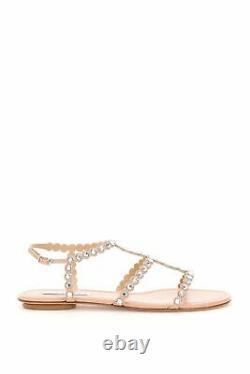 Aquazzura tequila flat sandals Size IT 37