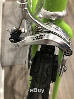 Bikeid Custom PATRÓN TEQUILA fixie Bike. SRAM Automatix Gear. Concor Saddle
