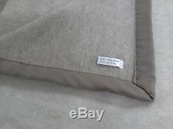 Blanket Wool Alpaca, Electric blanket Double, 2 squares LANEROSSI, TEQUILA D. F