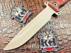 Busse Combat INFI TGLB Team Gemini Sage/Tequila Sunrise G10 Walking Dead Knife