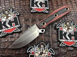 Busse Combat Tequila MaxWarden Unused Elmax Survival Knife Game Warden