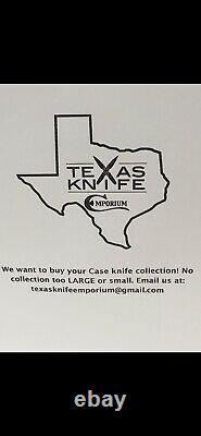 CASE XX DOCTOR TEQUILA SUNRISE HANDLE BULLET SHIELD POCKET KNIFE 6185 Item 5506