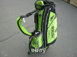 Callaway Golf Tequila Patron Green Stand Golf Bag New Very Rare Must See