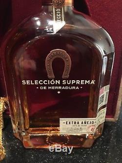 Classic Edition Tequila Herradura Seleccion Suprema 750ml Rare