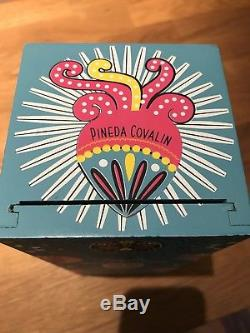 Cuervo Tequila Reserva De La Familia Pineda Covalin Skull Special Edition Box