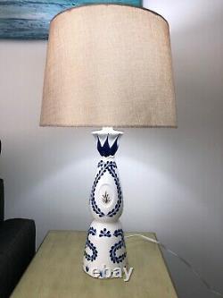 Custom clase azul reposado tequila lamp