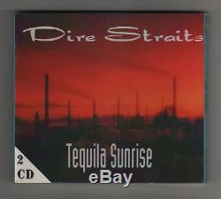 DIRE STRAITS TEQUILA SUNRISE 2CD LIVE in USA'85 DIGIPACK NO CDR SIGILLATO