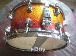 Ddrum Pocket Drums set (RARE)Tequila Sunrise Sparkle