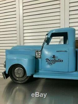Don Julio 1942 Tequila Model Truck Collectible / Steel Metal Display Car NICE
