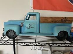 Don Julio 1942 Tequila Vintage Steel Truck