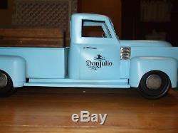 Don Julio Tequila Metal Display Truck Man Cave 1942