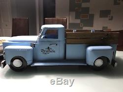 Don Julio Tequila Miniature Iconic Blue Agave Truck 1942 Steel Truck RARE