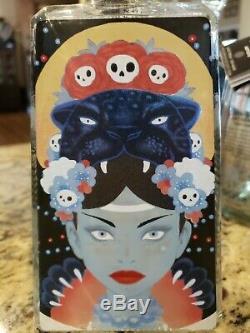 Essential Tequila 1800 Limited Edition Michelle Villasenor bottle 0020/1800