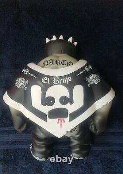 Frank Kozik Tequila El Brujo 666 Narco Satanico Muttpop Signed
