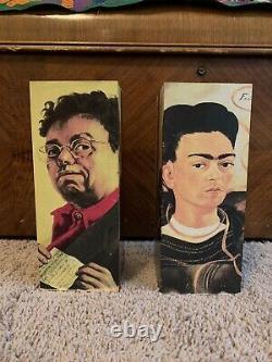 Frida And Diego- Jose Cuervo Reserva De la Familia Tequila Box