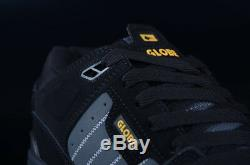 Globe Fusion Black Night Tequila Schuhe Sneaker Skaterschuhe