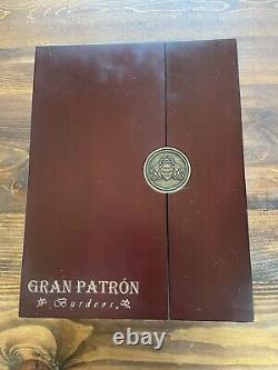 Gran Patron Burdeos Extra Anejo tequila box