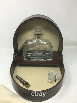 Gran Patron Burdeos Tequila Anejo EMPTY BOTTLE & Limited Edition Case