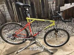 Gt Ricochet Tequila Sunrise Vintage Mt Bike 20 Inch
