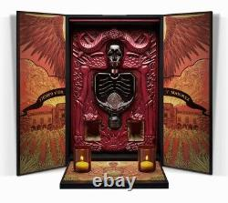 Guillermo Del Toro Patron Tequila Alter Everything Original WithO Alcohol