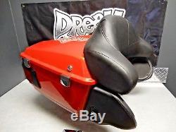 Harley-Davison Tour-Pak 06-later Touring models (Tequila Sunrise)