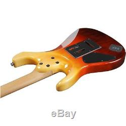 Ibanez AZ242F AZ Premium Series Guitar Tequila Sunrise Gradation 190839462732 OB