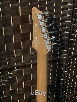 Ibanez AZ242F TSG Premium Electric Guitar Tequila Sunrise Graduation with Case