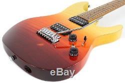 Ibanez AZ242F-TSG Premium Seymour Duncan Guitar Tequila Sunrise Gradation