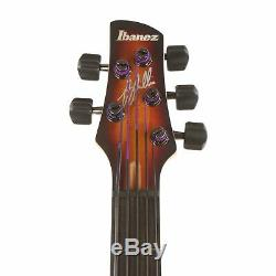 Ibanez Limited Edition Gary Willis Signature GWB20TH 5-String Tequila Sunrise