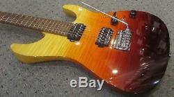 Ibanez Premium AZ242FTSG Elec. Guitar Tequila Sunrise Gradation